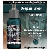 (SFG-43)DESPAIR GREEN