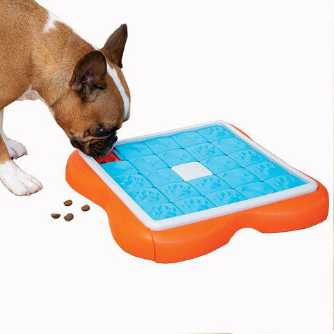 犬の知育玩具Challenge Slider