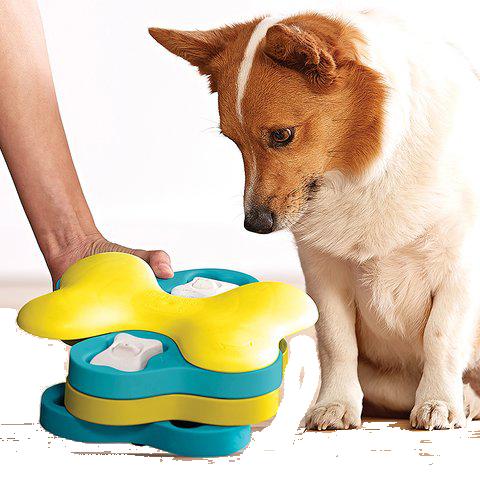 犬の知育玩具Dog Tornade
