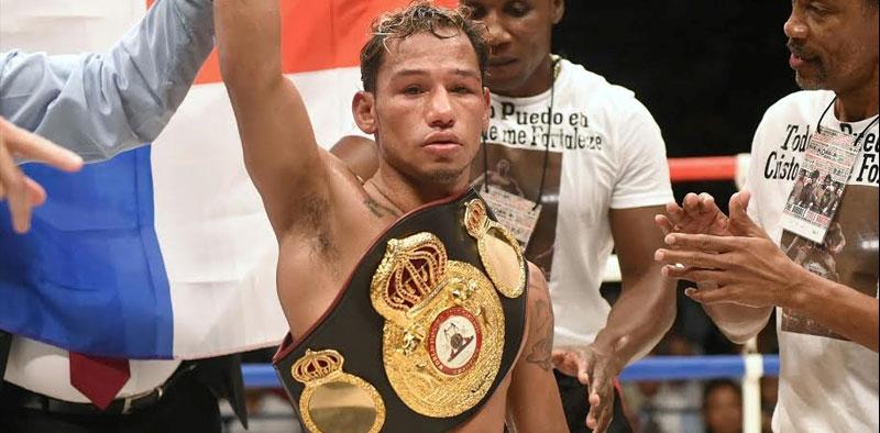 元WBA世界フライ級王者、元WBA世界スーパーフライ級王者 ルイス・コンセプシオン