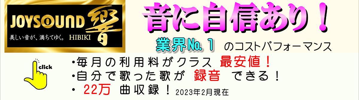 通信カラオケ 情報料レンタル(ジョイサウンドFR)