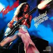 TED NUGENT/WEEKEND WARRIOR テッド・ニュージェント 週末の戦士 78年作 新品