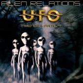UFO FRIENDS & FAMILY/ALIEN RELATIONS コンピ WAYSTED PETE WAY