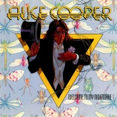 ALICE COOPER/WELCOME TO MY NIGHTMARE 悪夢へようこそ 国内盤