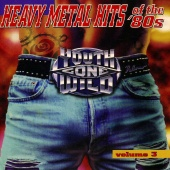 HEAVY METAL HITS OF THE '80S VOLUME 3 80'sメタル オムニバス 全14曲