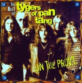 THE BEST OF TYGERS OF PAN TANG/ON THE PROWL 18曲入り ベスト盤
