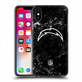 LOS ANGELES CHARGERS(NFL) ロサンゼルスチャージャーズ - Marble ハード case / iPhoneケース