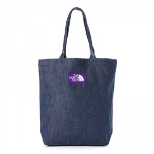 THE NORTH FACE PURPLE LABEL Denim Tote - NN7003N
