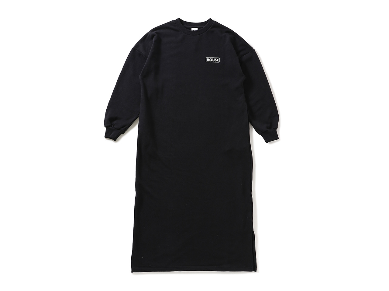 【70%OFF】IN THE HOUSE WOMEN SWEAT DRESS ith-0116